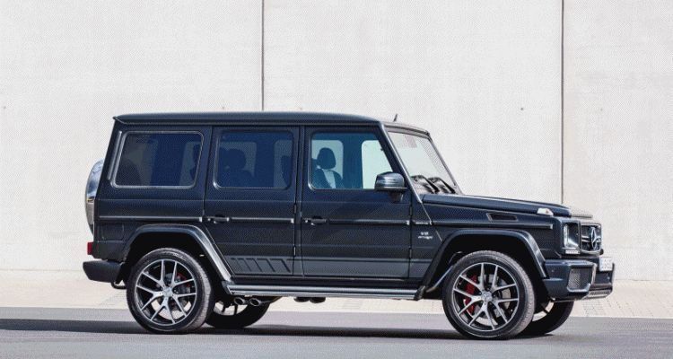 2016 Mercedes-Benz G500 and G63 Add Power With New V8TTs
