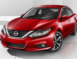 Updated with New Photos – 2016 Nissan ALTIMA SR Leads Refreshed Lineup