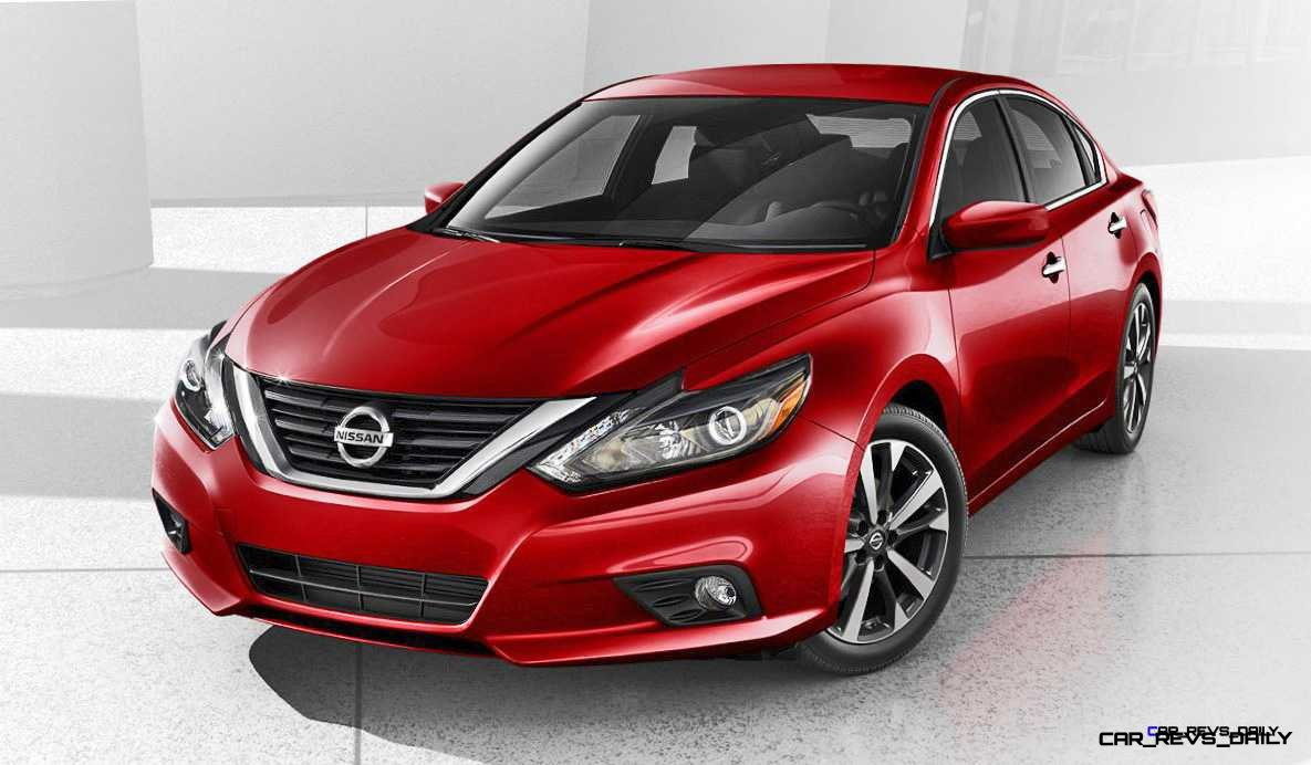 2016 nissan altima sr. Black Bedroom Furniture Sets. Home Design Ideas