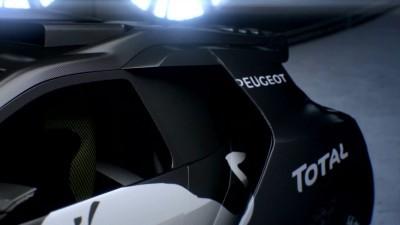 2016 Peugeot DKR16 Animated Evolution Stills 29