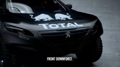 2016 Peugeot DKR16 Animated Evolution Stills 39