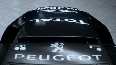 2016 Peugeot DKR16 Animated Evolution Stills 51