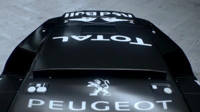 2016 Peugeot DKR16 Animated Evolution Stills 52