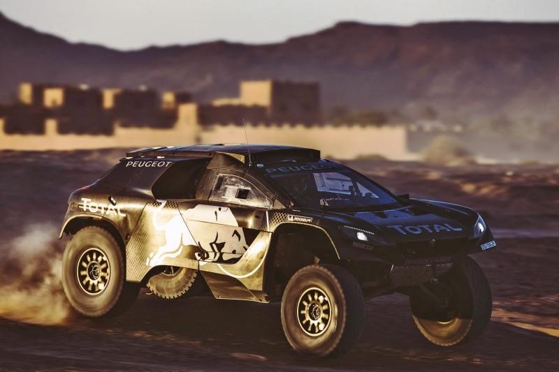 2016 Peugeot DKR16 Rally Racer 1