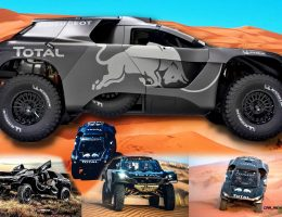 Peugeot DKR16 Gets Floored Redesign: Group B Fury in 200 New Images + Tech Specs and Dirty Video!
