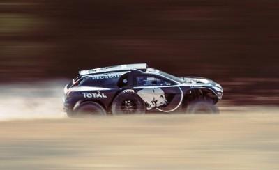 2016 Peugeot DKR16 Rally Racer 13