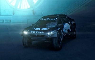2016 Peugeot DKR16 Rally Racer 18