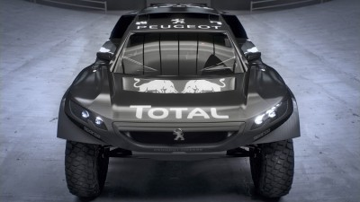 PEUGEOT 2008 DKR16 // Red Bull Media House // P-20150921-00484 // Usage for editorial use only // Please go to www.redbullcontentpool.com for further information. //