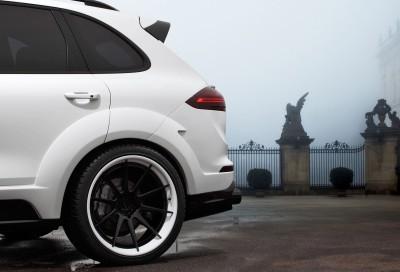2016 Porsche Cayenne Vantage WHITE by TOPCAR 10