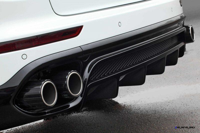 2016 Porsche Cayenne Vantage WHITE by TOPCAR 12