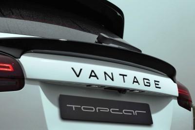 2016 Porsche Cayenne Vantage WHITE by TOPCAR 13