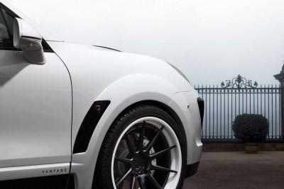 2016 Porsche Cayenne Vantage WHITE by TOPCAR 14