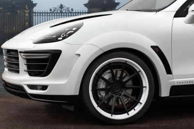 2016 Porsche Cayenne Vantage WHITE by TOPCAR 15
