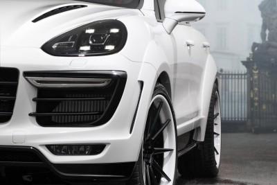 2016 Porsche Cayenne Vantage WHITE by TOPCAR 9