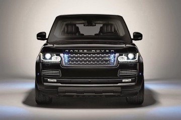 2016 Range Rover SENTINEL Is New SVO Armored Upgrade