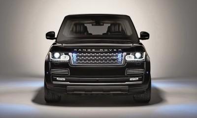 2016 Range Rover SENTINEL 1