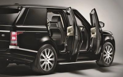 2016 Range Rover SENTINEL 3