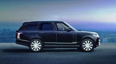 2016 Range Rover SENTINEL 5