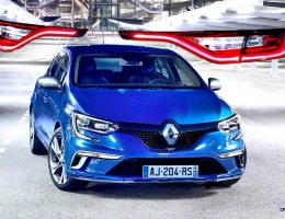 2016 Renault MEGANE GT Leads All-New Model Launch – I See You Baby?
