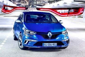 2016 Renault MEGANE GT Leads All-New Model Launch - I See You Baby?