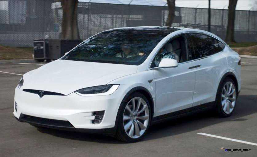2016 Tesla Model X Specs