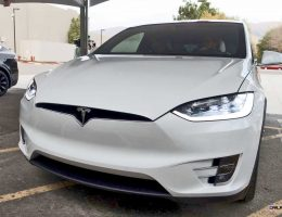 2016 Tesla Model X – Mouth-Watering Tech and Speed; Sleeker Nose for $140k 7-Seater
