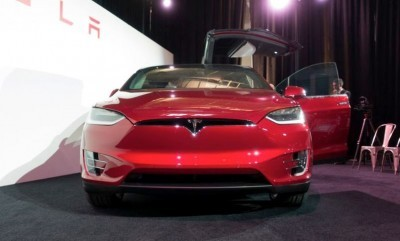 2016 Tesla Model X Production SuperSUV 22