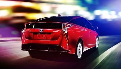 2016 Toyota PRIUS 10