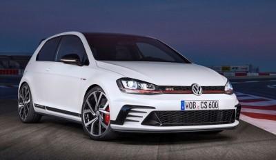2016 Volkswagen GTI Clubsport Anniversary Edition 12