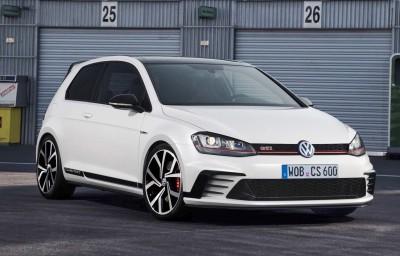 2016 Volkswagen GTI Clubsport Anniversary Edition 2