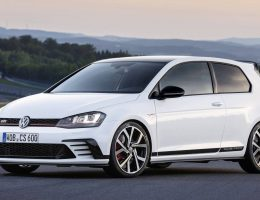 2016 Volkswagen GTI Clubsport Anniversary Edition Packs New Aero Kit + 290HP Overboost