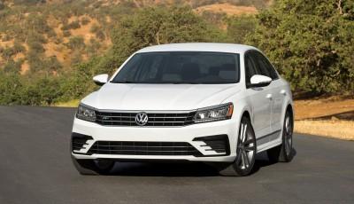 2016 Volkswagen Passat USA 10