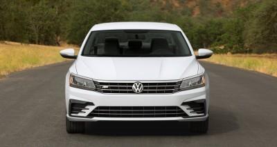 2016 Volkswagen Passat USA 12