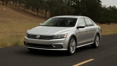 2016 Volkswagen Passat USA 13