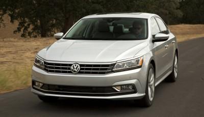 2016 Volkswagen Passat USA 14