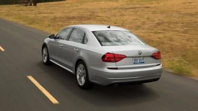 2016 Volkswagen Passat USA 15