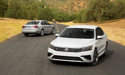 2016 Volkswagen Passat USA 16