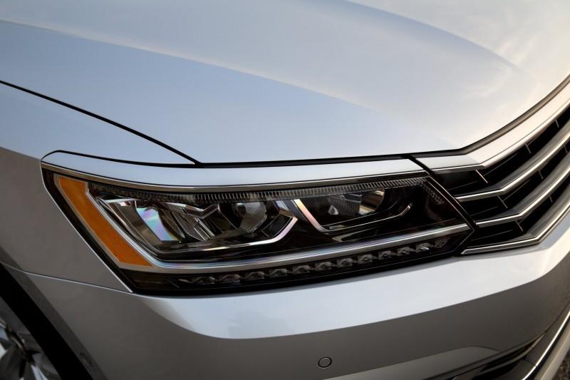 2016 Volkswagen Passat USA 2