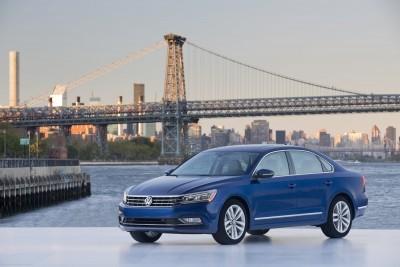 2016 Volkswagen Passat USA 20