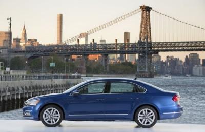 2016 Volkswagen Passat USA 21