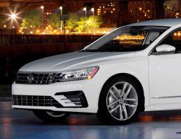 2016 Volkswagen Passat USA Shows Boss New R-Line, Tech Updates at NYC Reveal