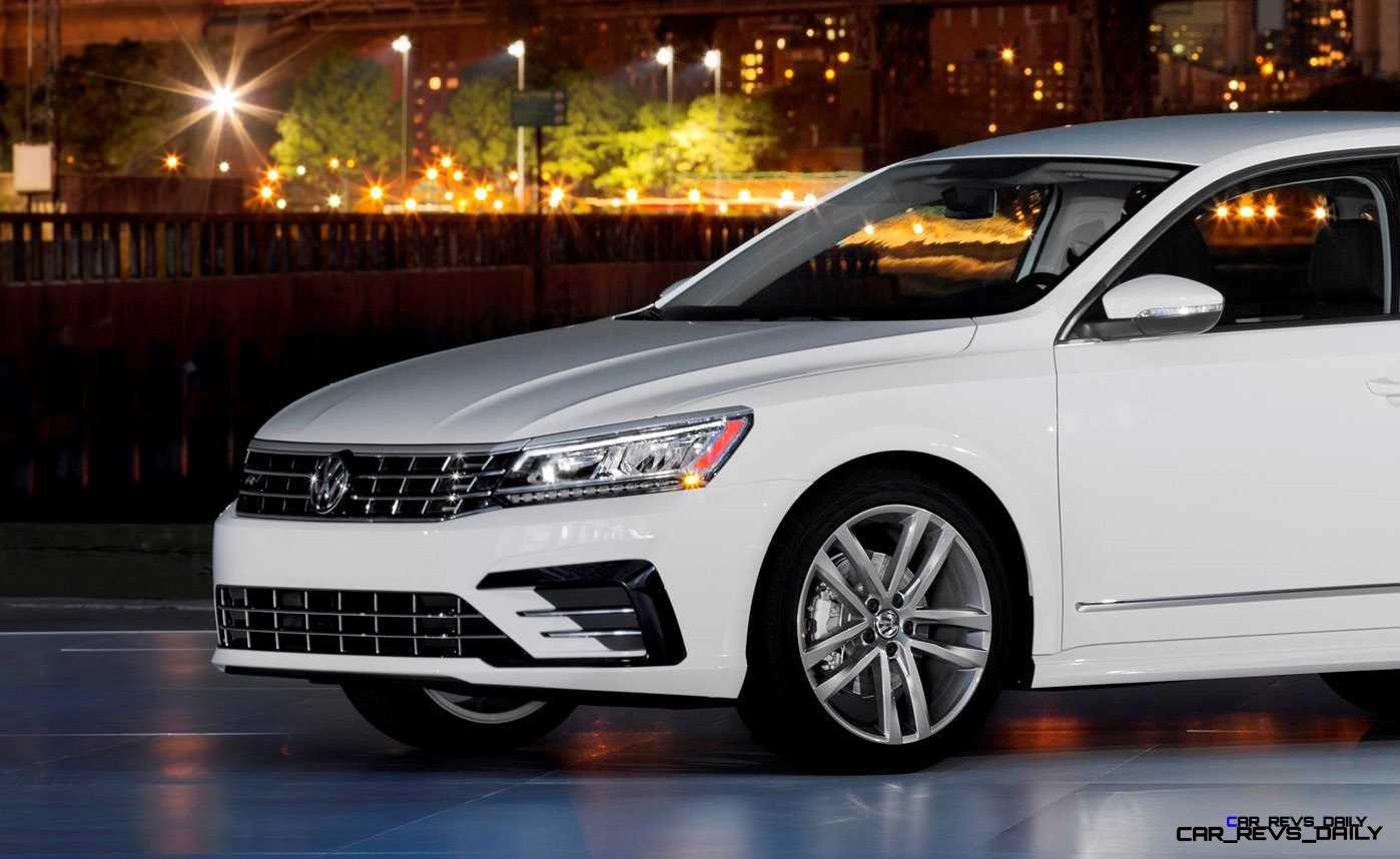 2016 Volkswagen Passat USA 29