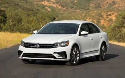 2016 Volkswagen Passat USA 4
