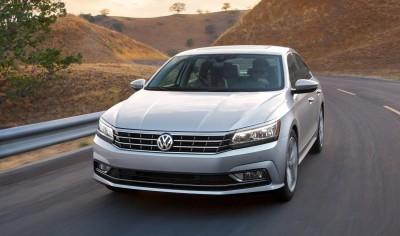 2016 Volkswagen Passat USA 5