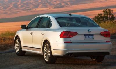 2016 Volkswagen Passat USA 7