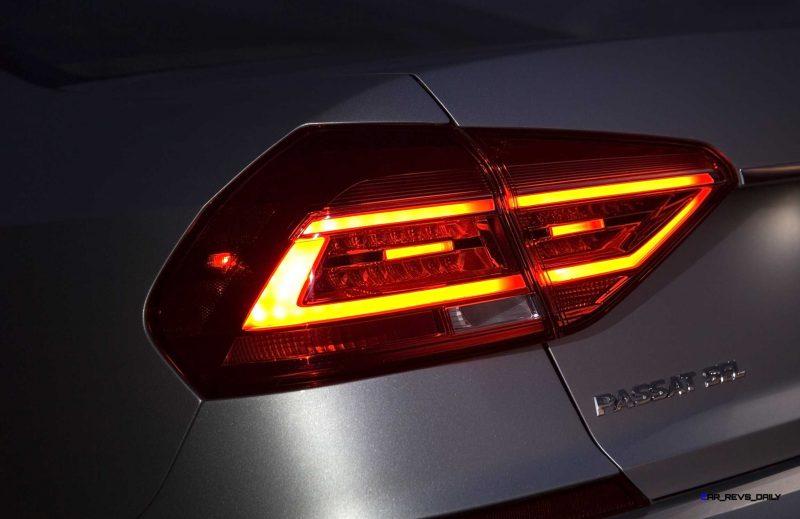 2016 Volkswagen Passat USA 8