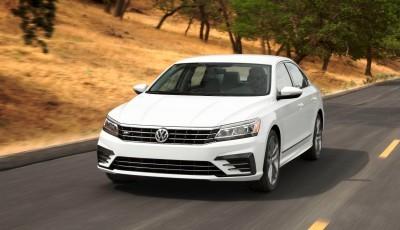 2016 Volkswagen Passat USA 9