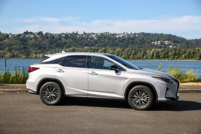 Update1 - 2016 Lexus RX350 and RX450h Are All-New Inside and Out Update1 - 2016 Lexus RX350 and RX450h Are All-New Inside and Out Update1 - 2016 Lexus RX350 and RX450h Are All-New Inside and Out Update1 - 2016 Lexus RX350 and RX450h Are All-New Inside and Out