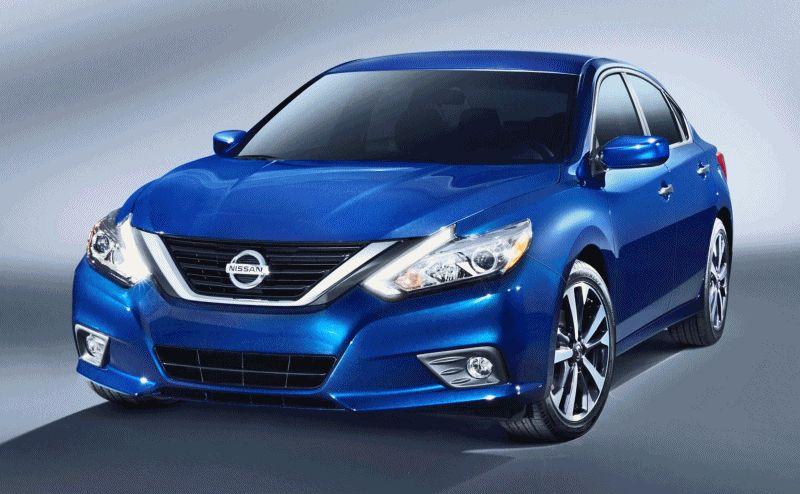 2016_Nissan_Altima SR
