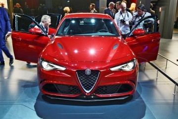 Best of Frankfurt – 2017 Alfa Romeo GIULIA Quadrifoglio